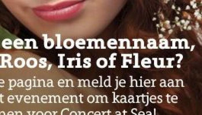 Gezocht: Fleur, Iris, Roos…