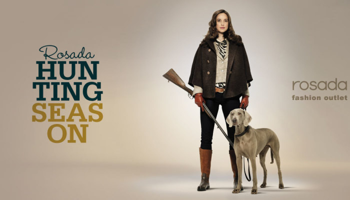 Rosada fall 2014: Hunting Season