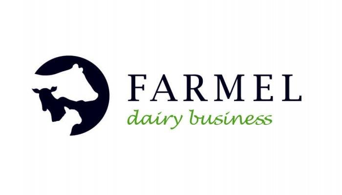 Nieuw logo voor merk in melk