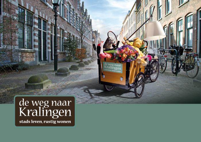 Campagne De weg naar Kralingen