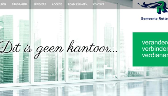 Samen Rotterdam transformeren