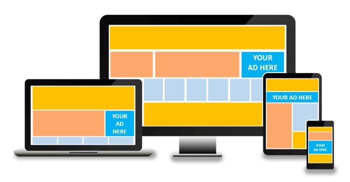 Display advertising tegen zeer lage kosten!