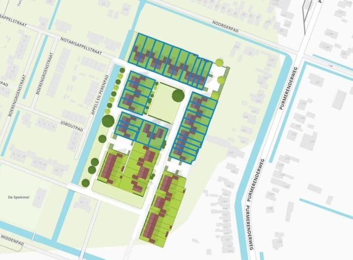 Project BPD landkaart van start