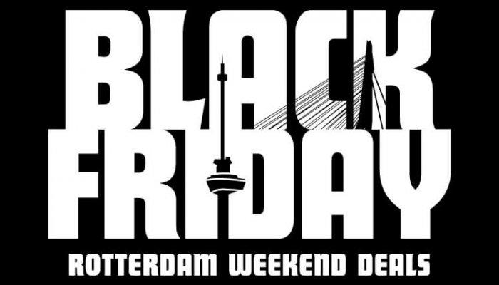 Rotterdamse Black Friday loopt voorop