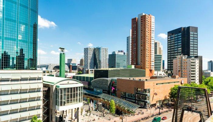 Divers werk voor gemeente Rotterdam