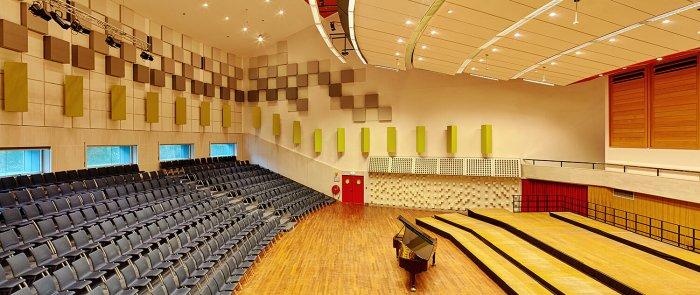 muziekcentrum van de omroep