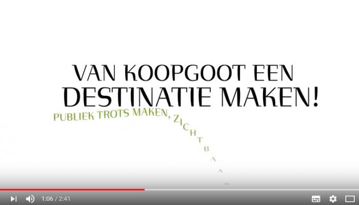 Het succes van de Koopgoot Rotterdam