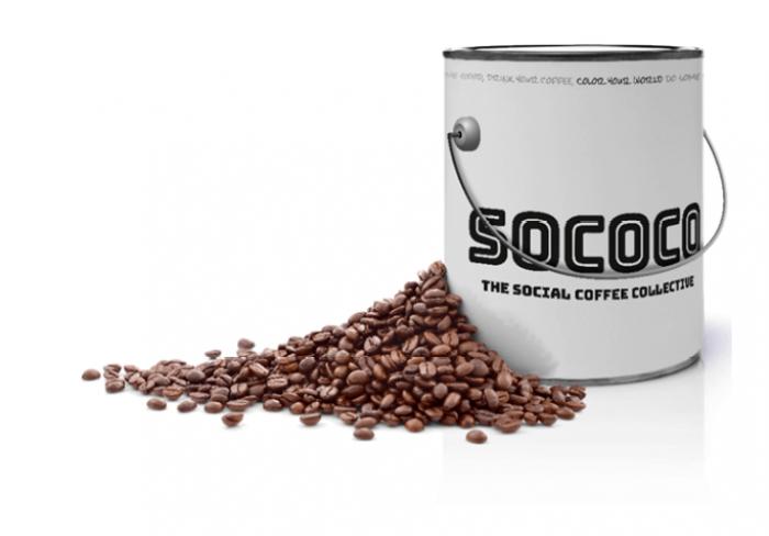 SOCOCO: Da's zuivere koffie
