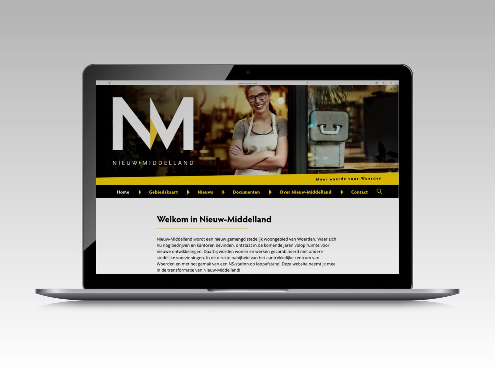 Website nieuw-middelland