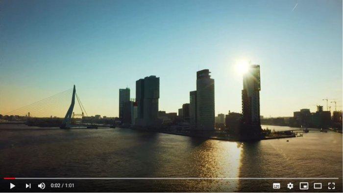 Film voor gemeente Rotterdam breekt records