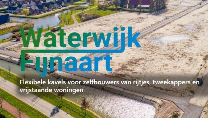 Advies en uitvoering Waterwijk Fijnaart: vrije kavels